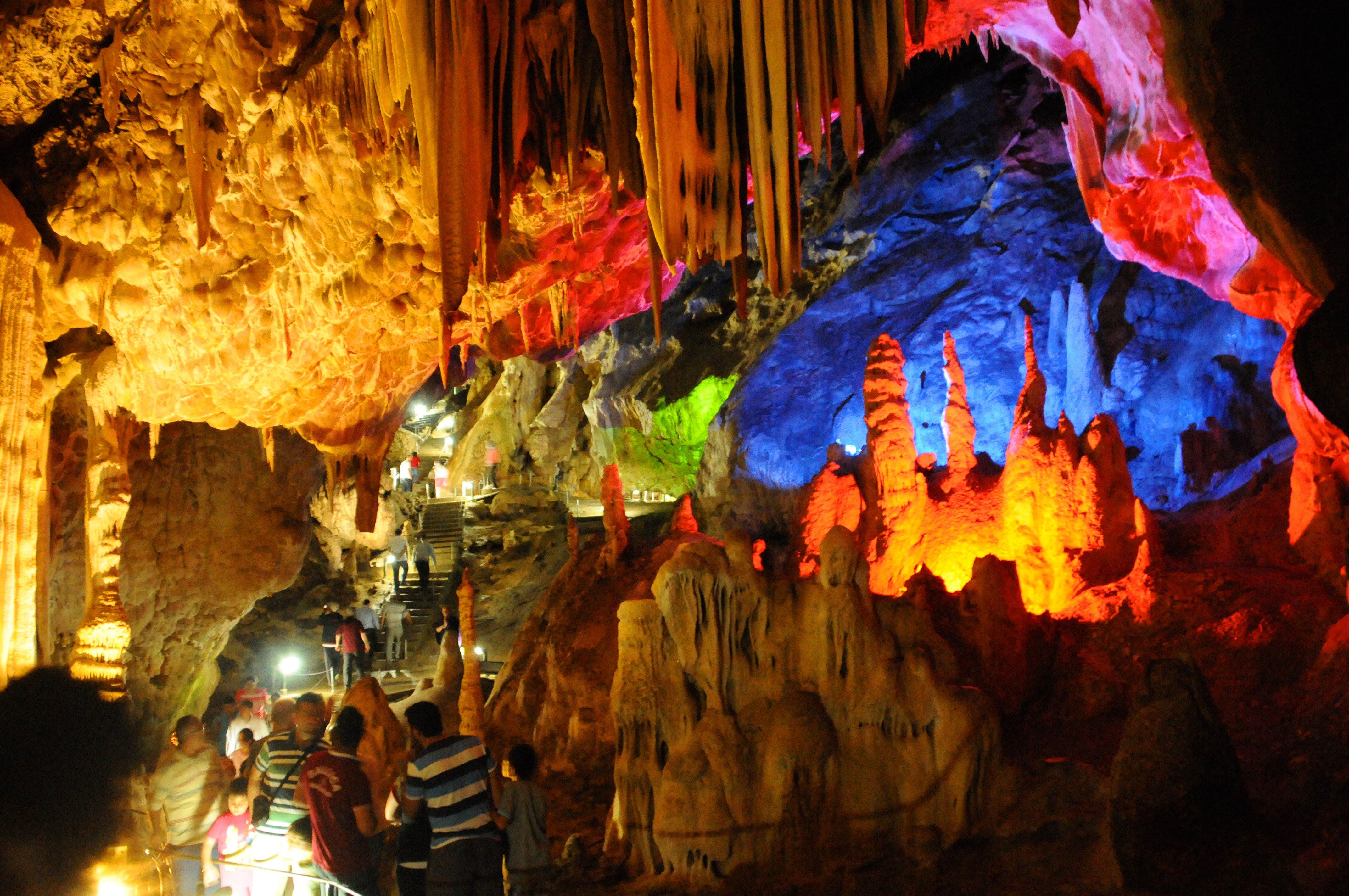Ballıca Mağarası-Tokat
