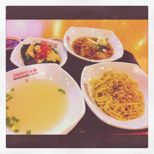 My lunch! :D (Taken with instagram)