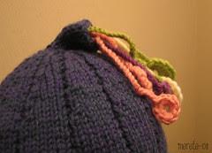 top of the blue hat ::toppen av blå lue