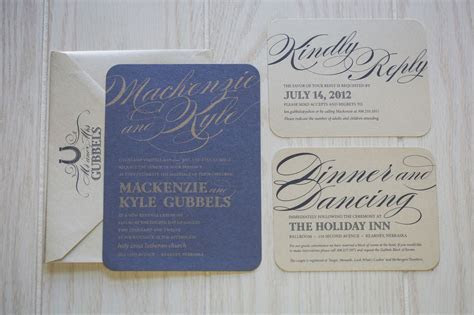 Wedding RSVP Card Guide   Omaha Weddings   Omaha Wedding