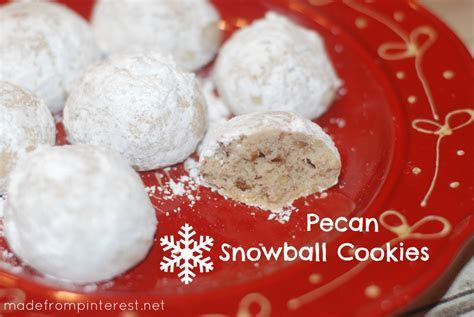 Snowball Cookies   TGIF   This Grandma is Fun