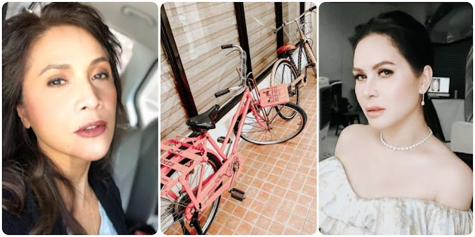 Jinkee Pacquiao, Agot Isidro get hot on Twitter because of bicycles