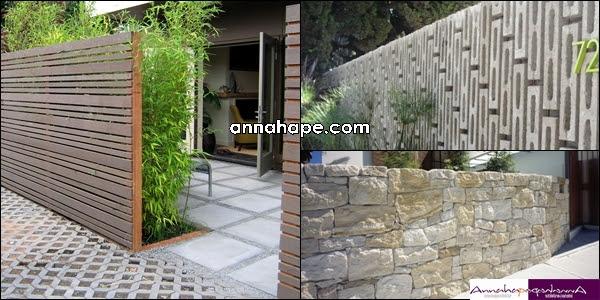 Tip 99 Design fences Match with minimalist, Mediterranean or Ethnic