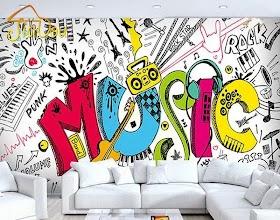 Grafiti Keren Untuk Di Kamar