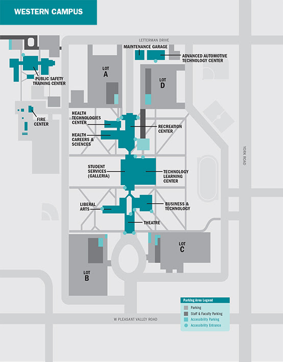 Cleveland Clinic Main Campus Map 2017