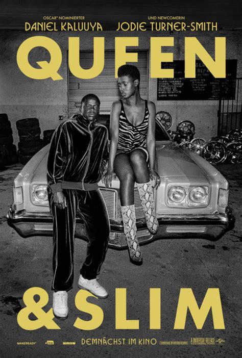 queen slim poster  goldposter