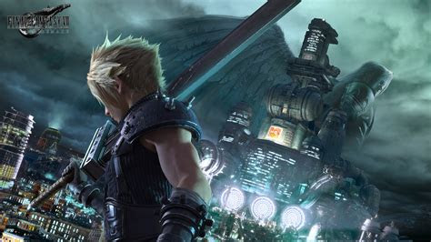 final fantasy vii hd wallpapers  background images