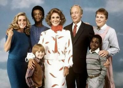 Diff'rent Strokes Cast - 1985-1986 ABC