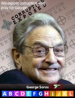 George Soros, aka György Schwartz
