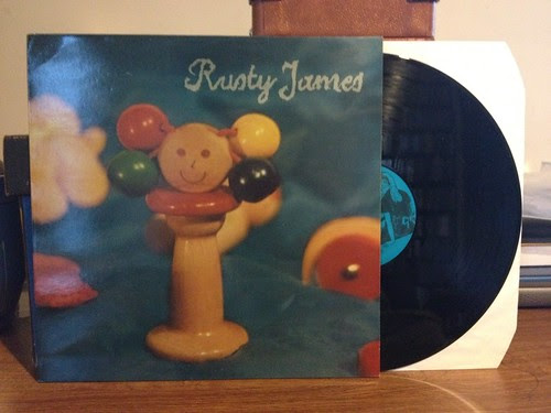 Rusty James - Save The Last Dance For Me LP by Tim PopKid