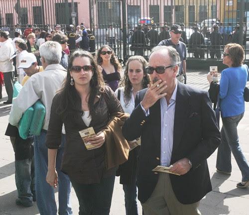 Roberto Puga en Acho