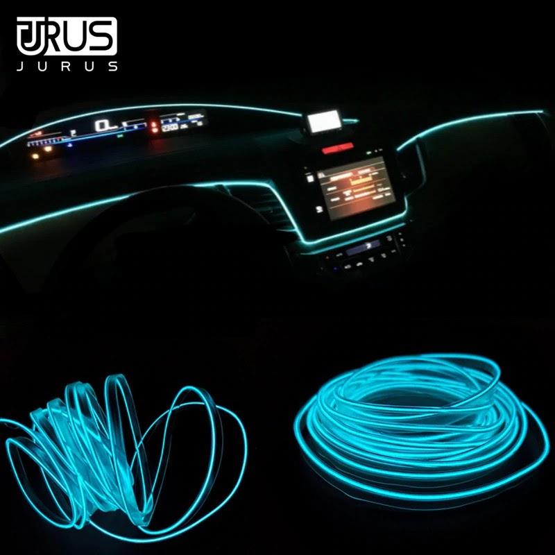 Car Interior Neon