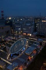 Night Scene from  Nagoya TV Tower