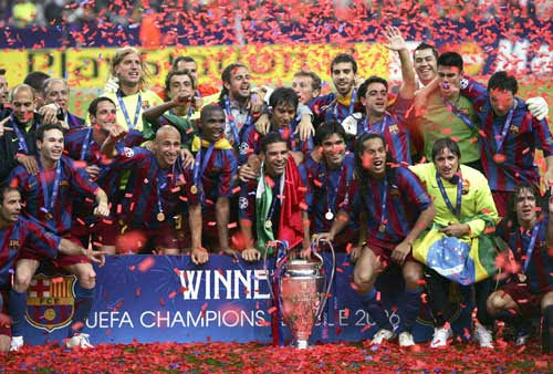 Barcelona (2005-06)