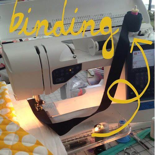 Binding trick