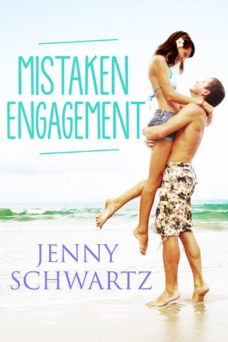 Mistaken Engagement by Jenny Schwartz