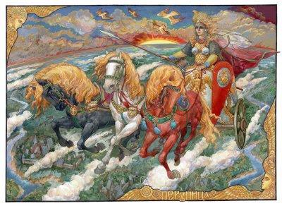 День Богини Перуницы, Дивы-Додолы. Поздравление (23-24 июля 2015)