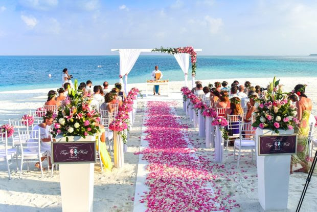 5 Beach Destinations you Can Travel to for your Wedding