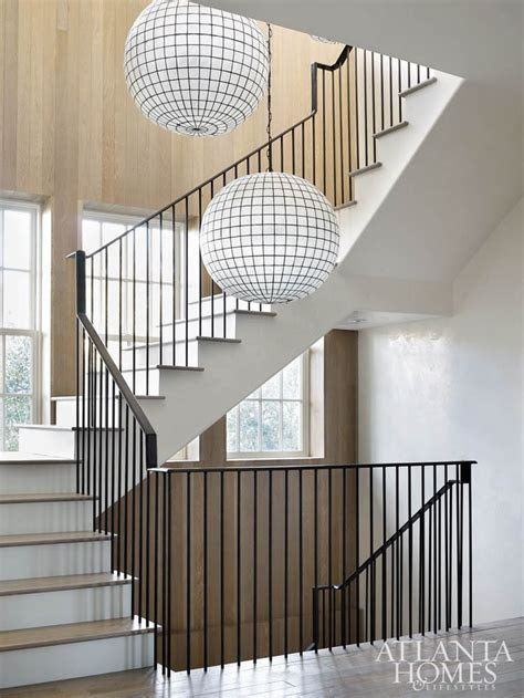 image result  simple vertical iron stair railing
