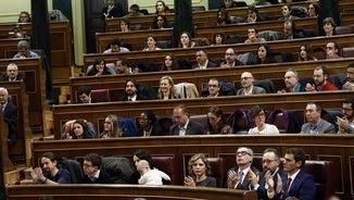 Cada diputat rep una assignació constitucional de prop de 3.000 euros (Reuters)