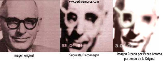 Presumible falsificación de una psicoimagen que ha sido aceptada  por la comunidad de investigación. - www.pedroamoros.com-