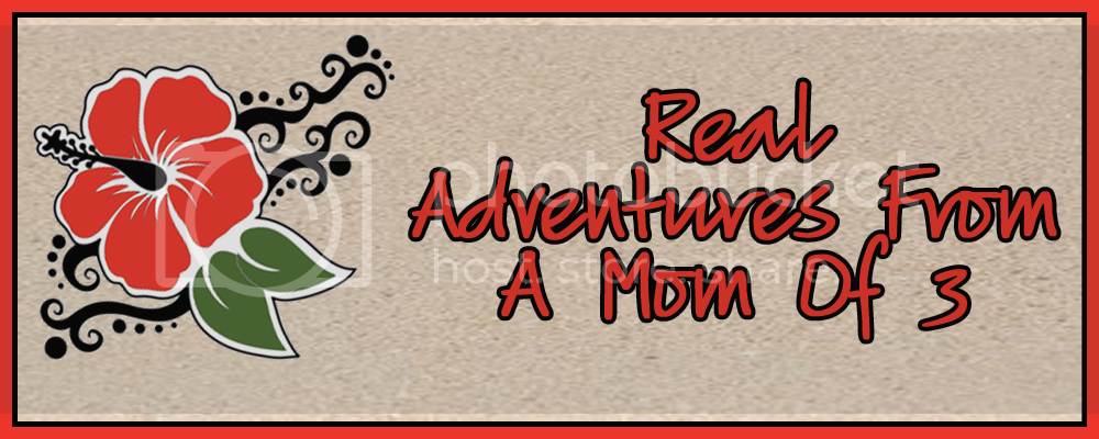 Real adventures from a mom of 3.