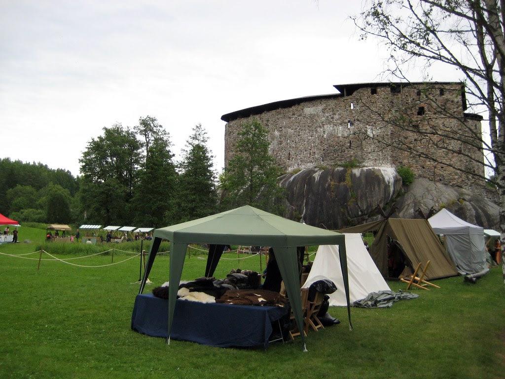 ¿Ruinas? del Castillo de Raseborg