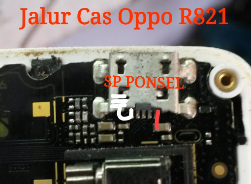 Oppo Find Muse R821 Charging Solution Jumper Problem Ways