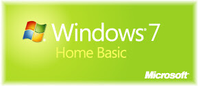 Win7 Verions - Home Basic