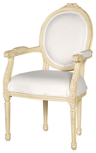 Petite French Carved Chair - traditional - kids chairs - by ...