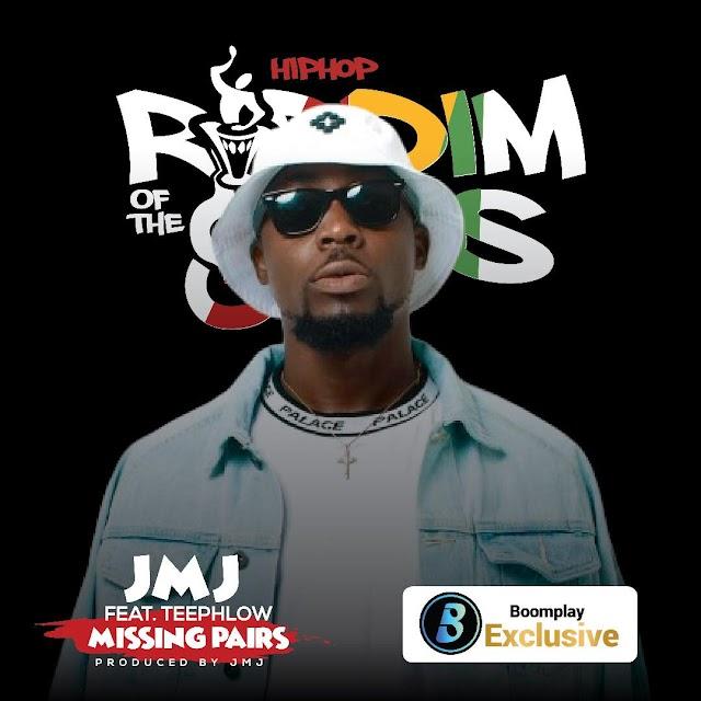 JMJ ft. Teephlow - Missing Pairs (Prod. By JMJ)