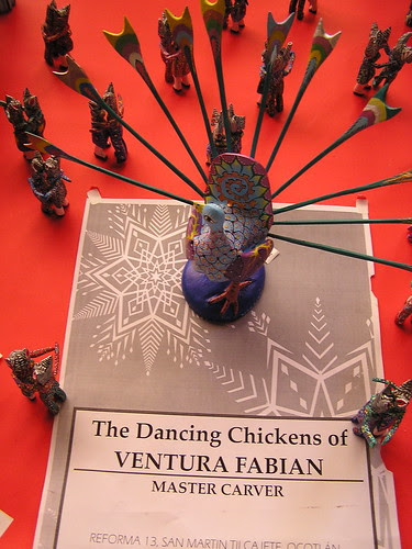 Dancing Chickens of Ventura Fabian