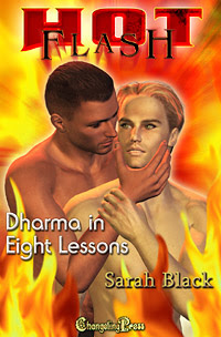 Dharma in Eight Lessons by Sarah  Black