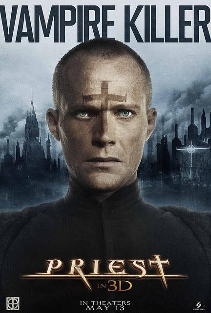 PRIEST Movie Poster D