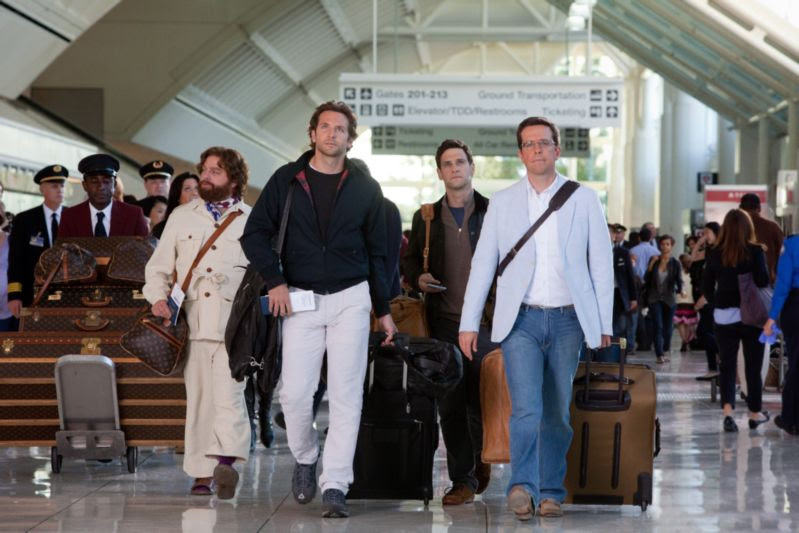 the hangover 2 movie. The movie is currently being
