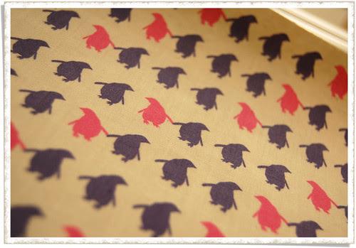 I designed this fabric