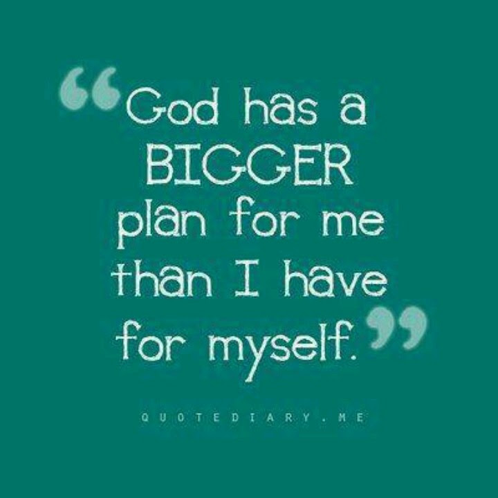 Quotes About God Has A Plan 113 Quotes