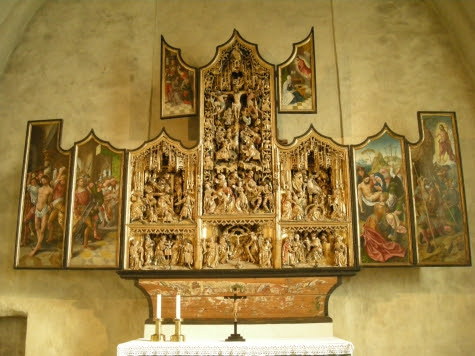 Botkyrka kyrka