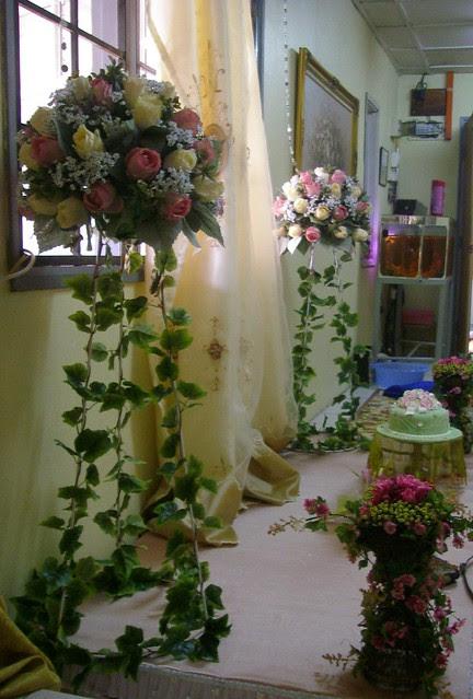 Bunga hiasan pelamin Flickr Photo Sharing