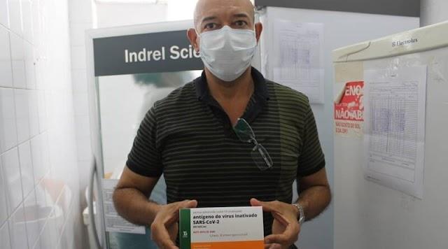 Primeiras doses da vacina contra a Covid-19 chega em Santa Teresinha