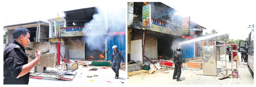 More Security Forces personnel deployed in Kandy