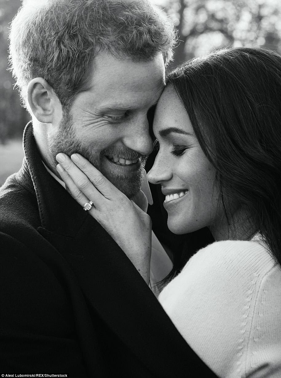 Experts said the royal engagement series involving Harry and Meghan were ground-breaking