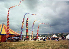 Glastonbury in the year 2000