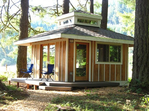 3 Great Thoreau Quotes And A Peaceful Little Cabin In The Woods