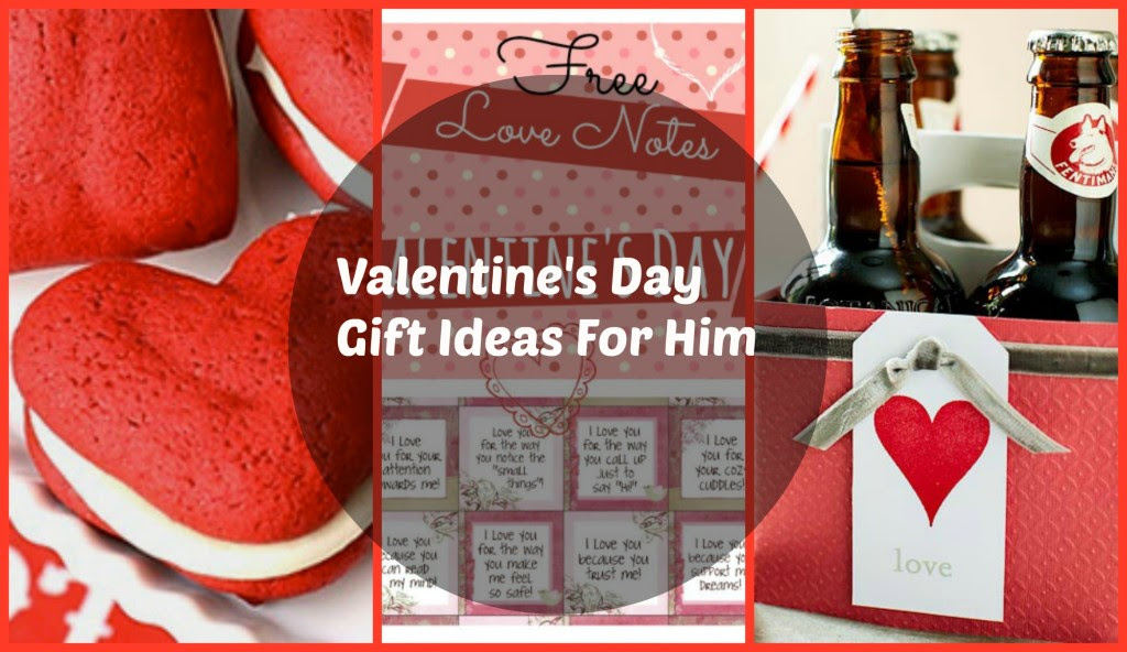 2014 Valentine's Day Gift Ideas for Him Valentine's Gift Ideas for Him