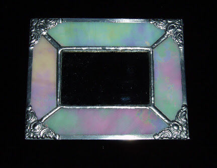 Stained Glass Picture Frames And Mirrors Gotogreatpanescomframes