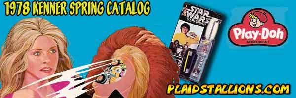 1978 kenner spring catalog
