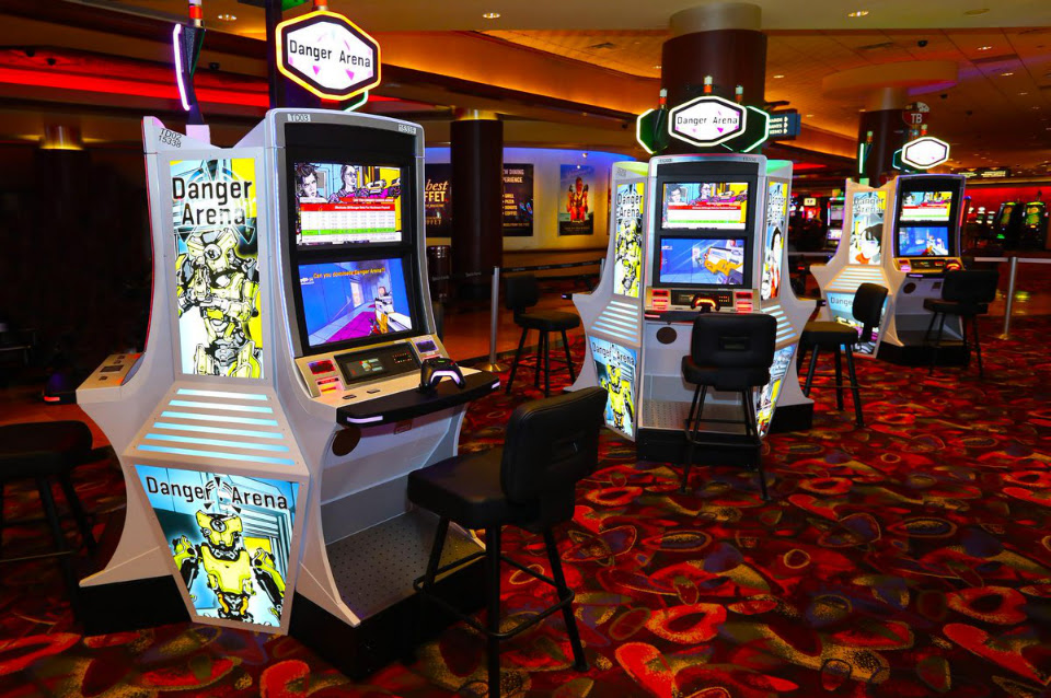 Best slot machines to play at foxwoods