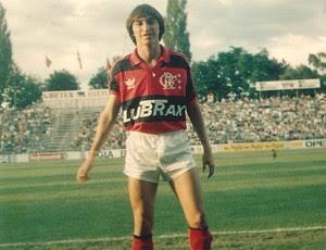 Paulo Nunes no Flamenfo (Foto: Reprodução)