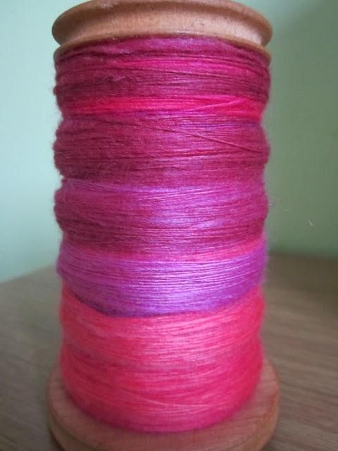 Fluff 'n' Stuff pink spun single (1)
